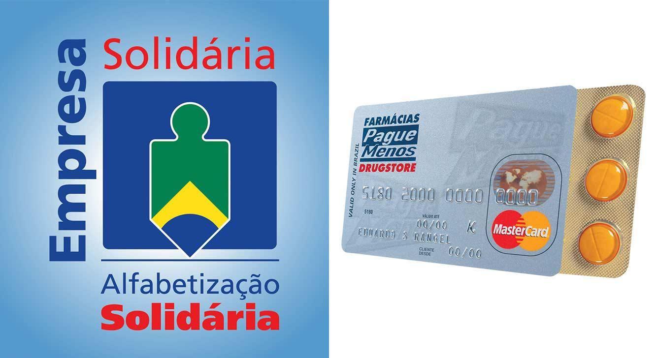 Alfabetização Solidária & Cartão Pague Menos