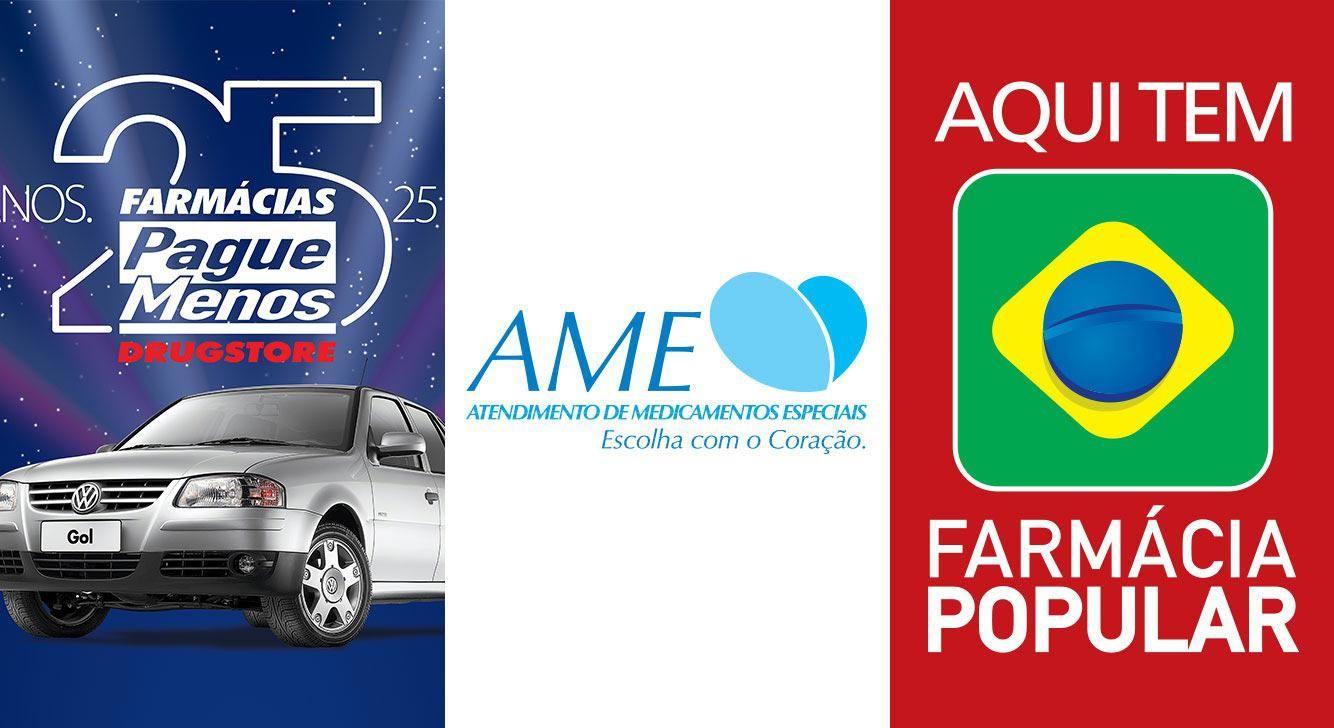 Farmácia Popular & AME