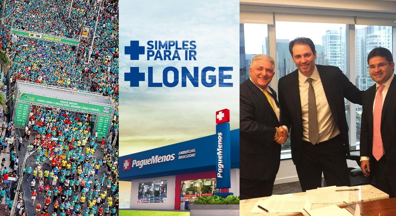 Nova marca, novas parcerias