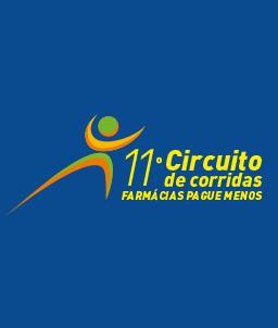 11° Circuito de Corridas Pague Menos