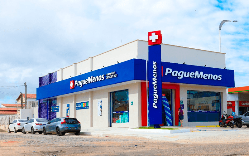 No seu aniversário de 40 anos, Pague Menos inaugura nova unidade no Ceará