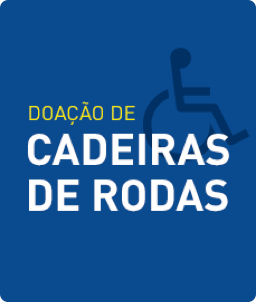 Doação de Cadeiras de Rodas