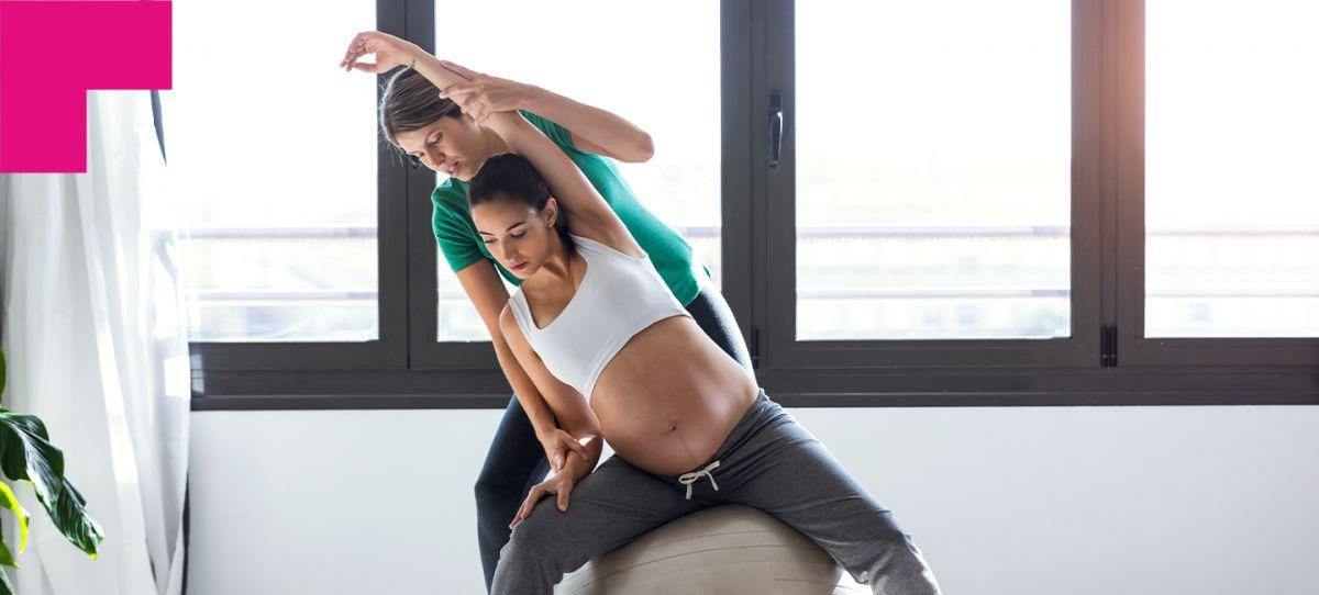 Exercício físico para gestantes é permitido?