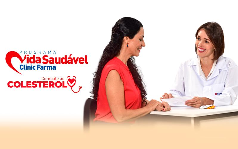 Programa Vida Saudável - Combate ao Colesterol