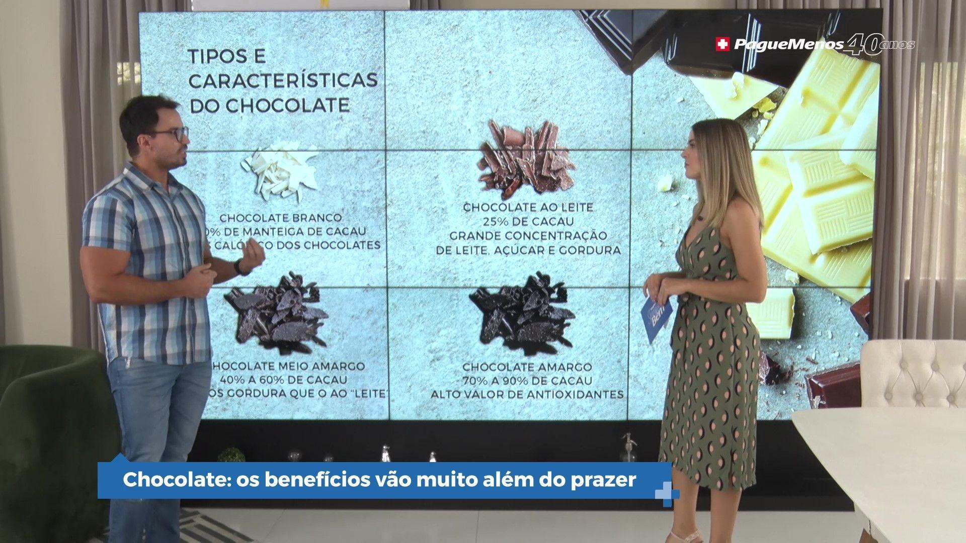 Os Benefícios Do Chocolate Para Saúde