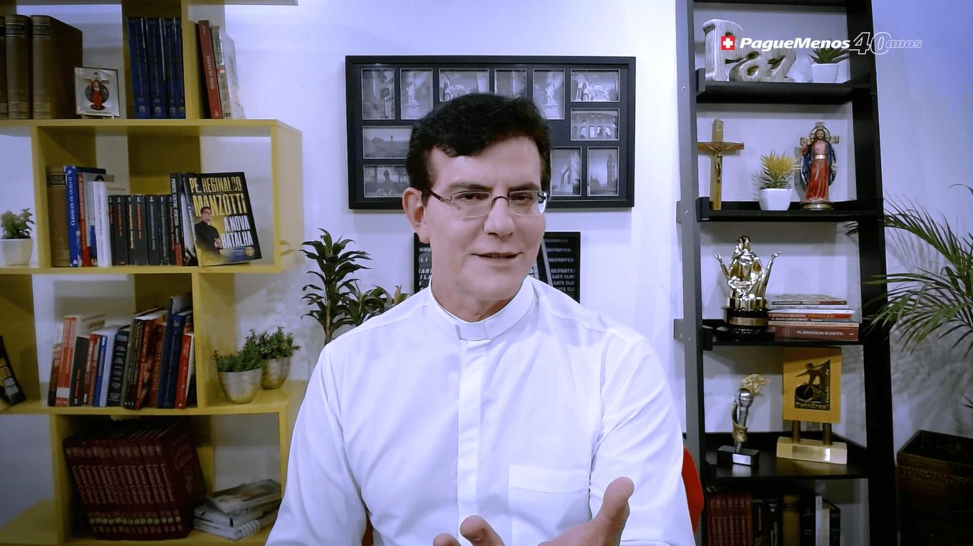 Padre Reginaldo Manzotti - Quando A Tempestade Passar