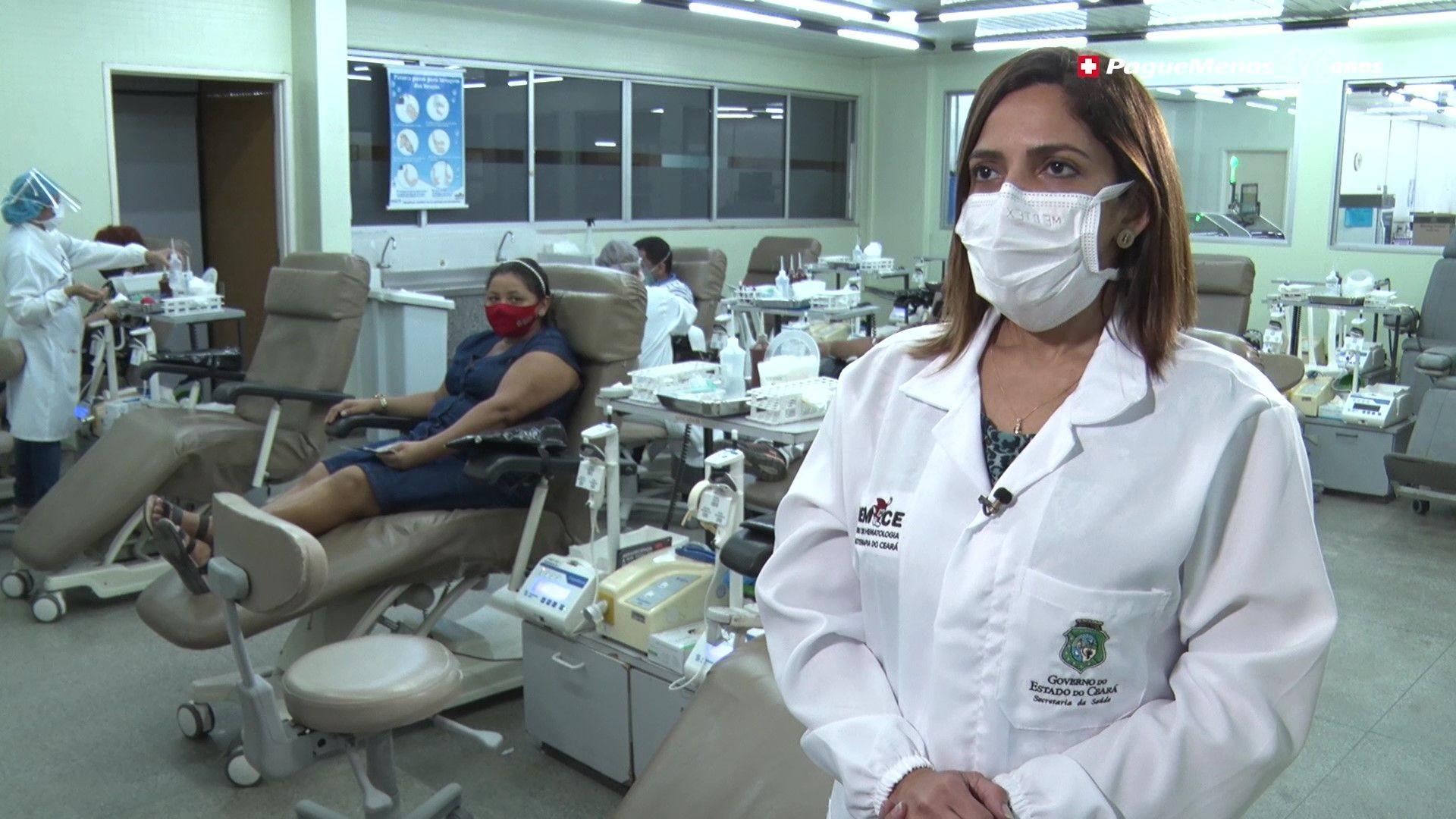 Doação De Sangue. Por que Doar?