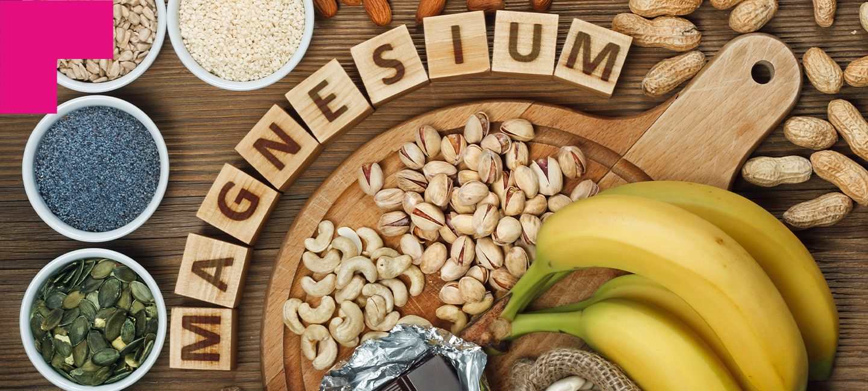 A importância do magnésio para a saúde