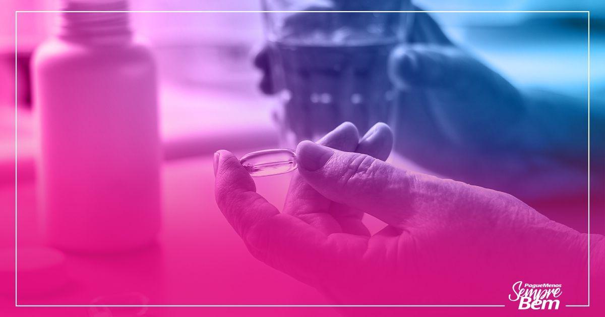 Reposição de vitaminas para idosos: por que é necessário?