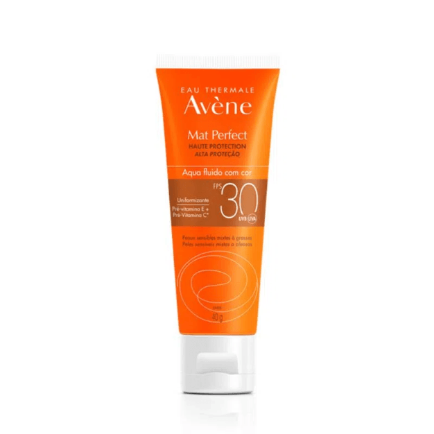Avene Mat Perfect Fps30 Com Cor 40g