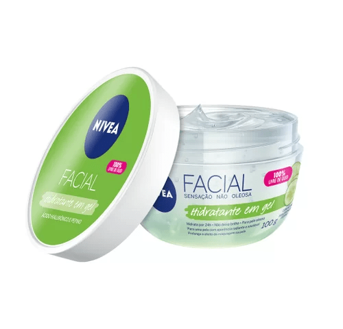 Creme Facial Nivea Fresh Gel 100ml