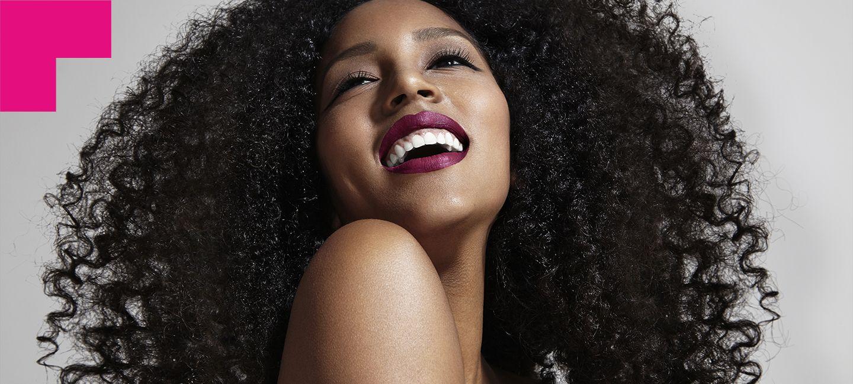 Miss Universo ressalta a beleza negra