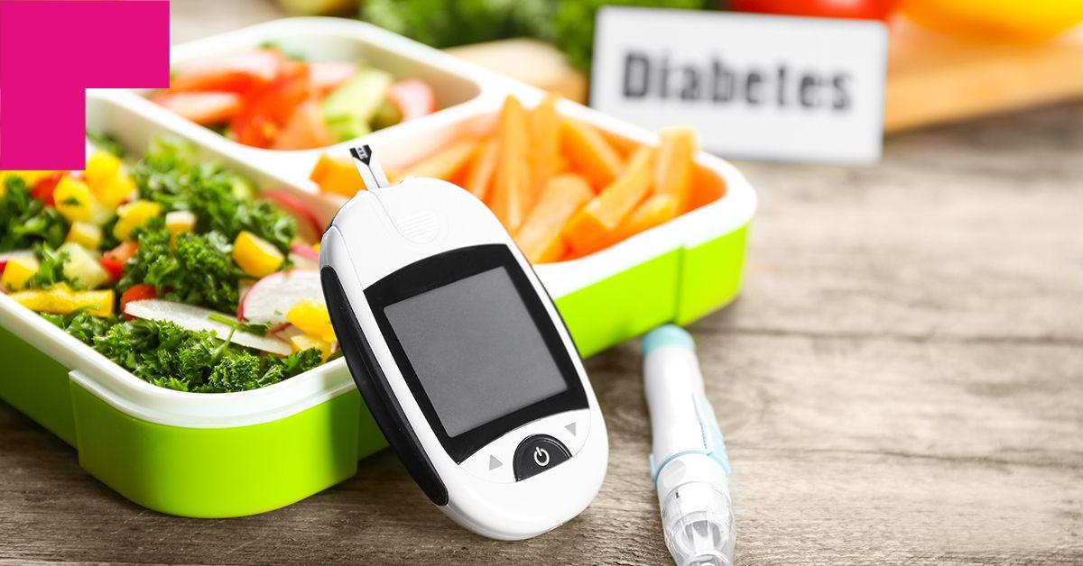 Diabetes: dieta é essencial para evitar complicações