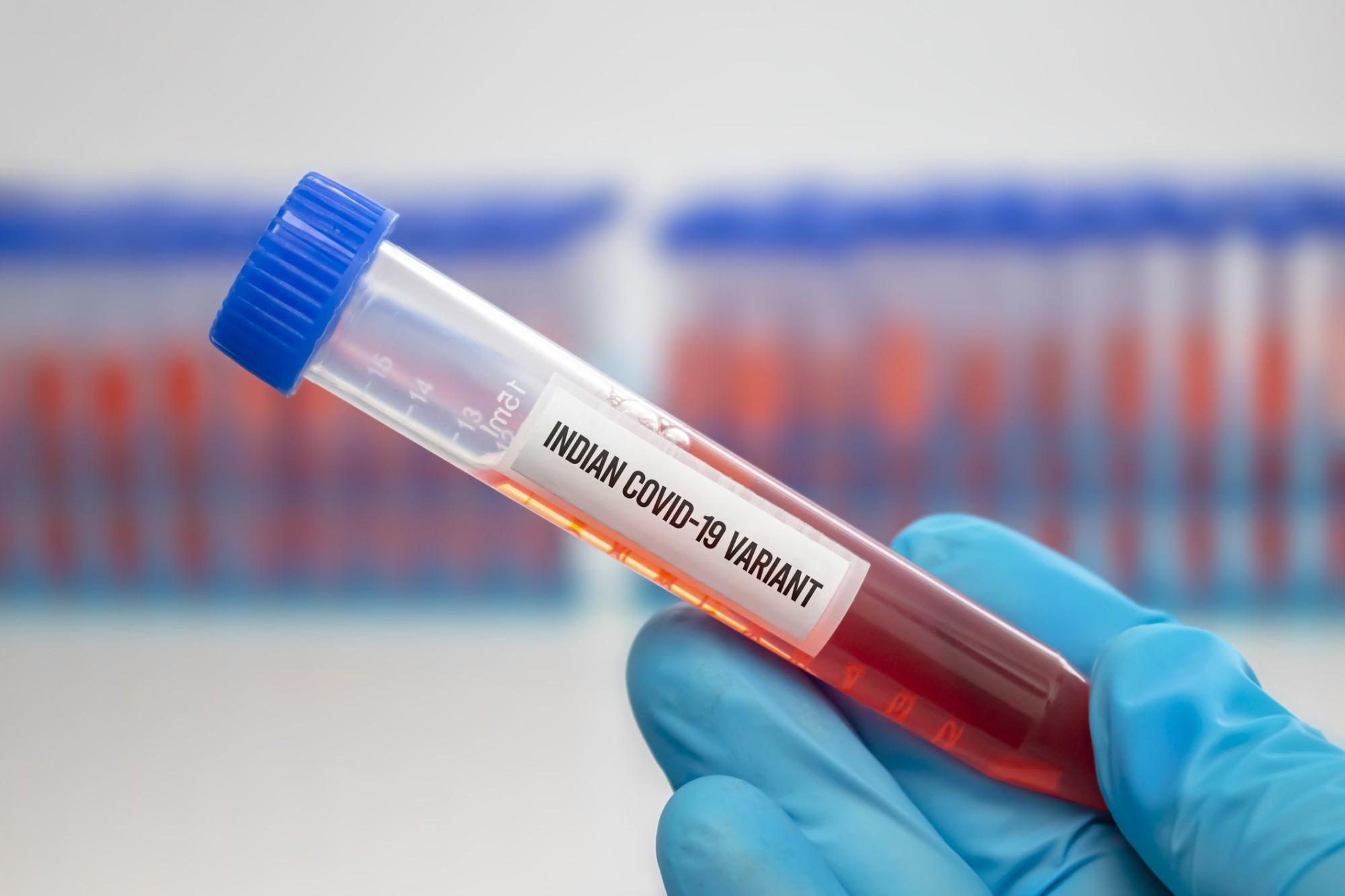 Como detectar a variante indiana do coronavírus?