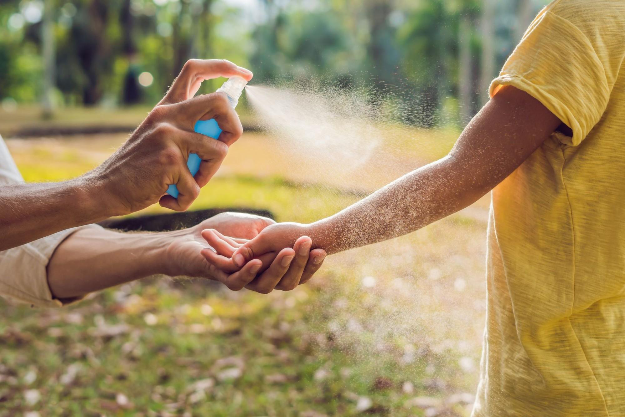 Conheça os 4 tipos de repelente