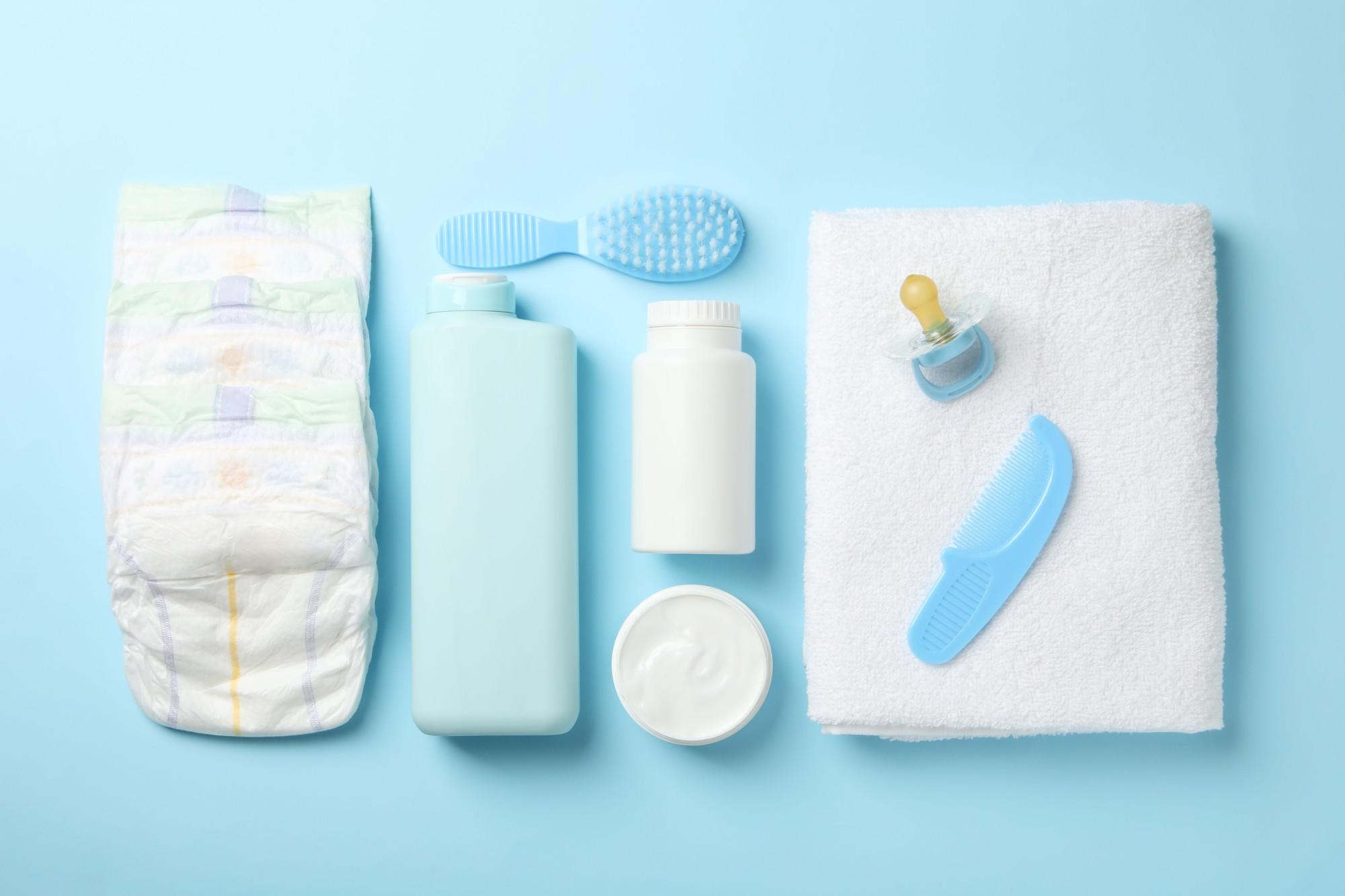 14 itens de higiene do bebê que não podem faltar em casa