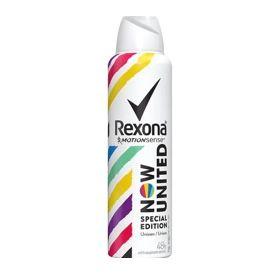 Desodorante Rexona Now United Aerossol 90 g