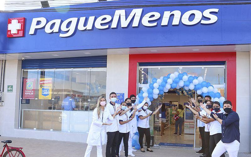 Pague Menos abre duas lojas no Maranhão
