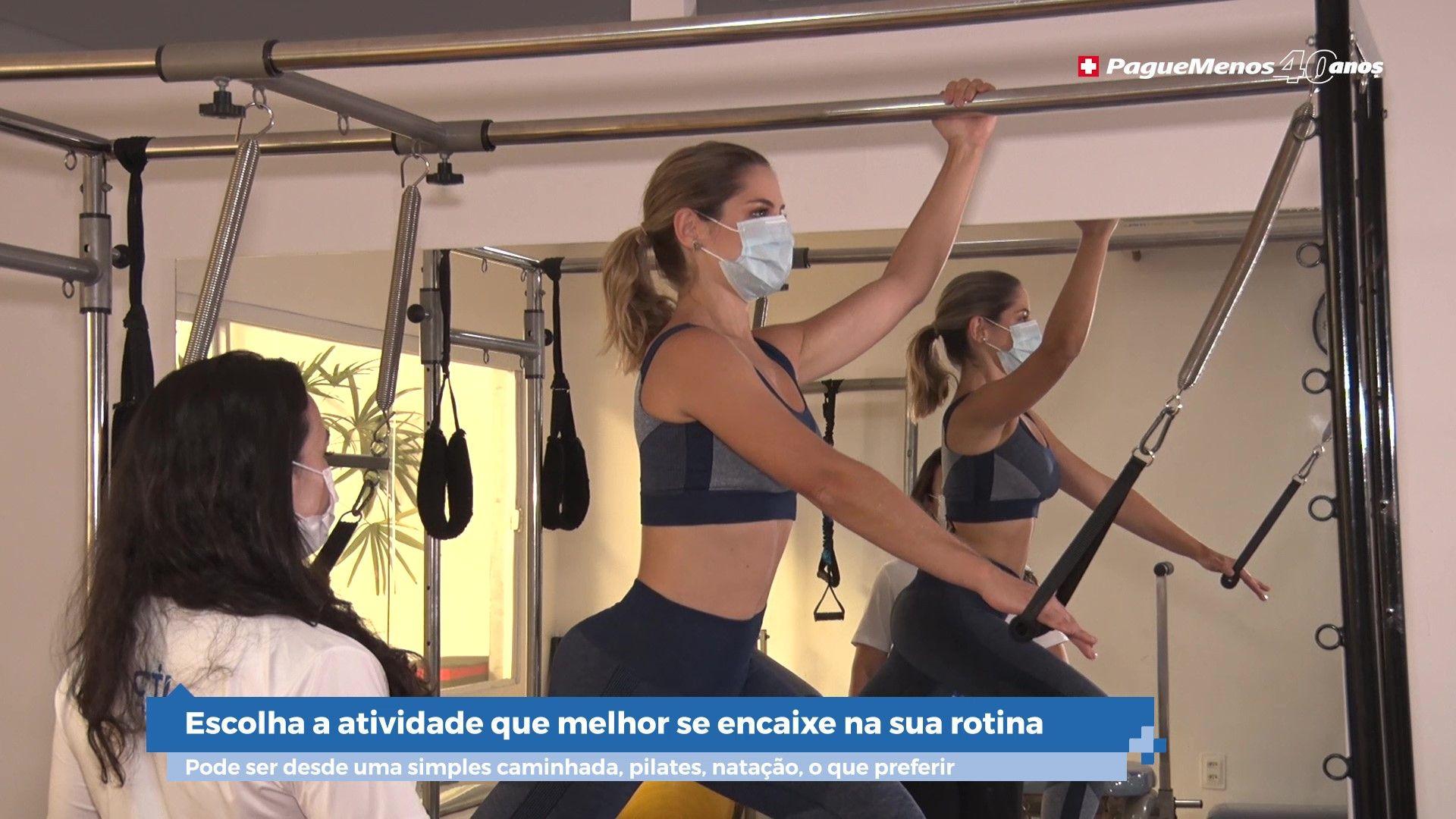 Dicas De Exercícios Para Fortalecer Os Músculos