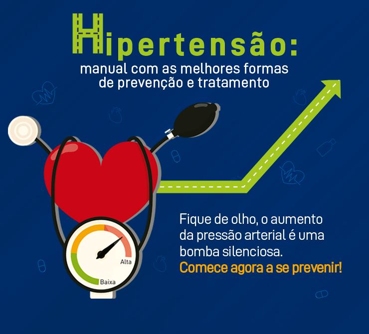 E-book: Hipertensão: Manual com as melhores formas de prevenção e tratamento
