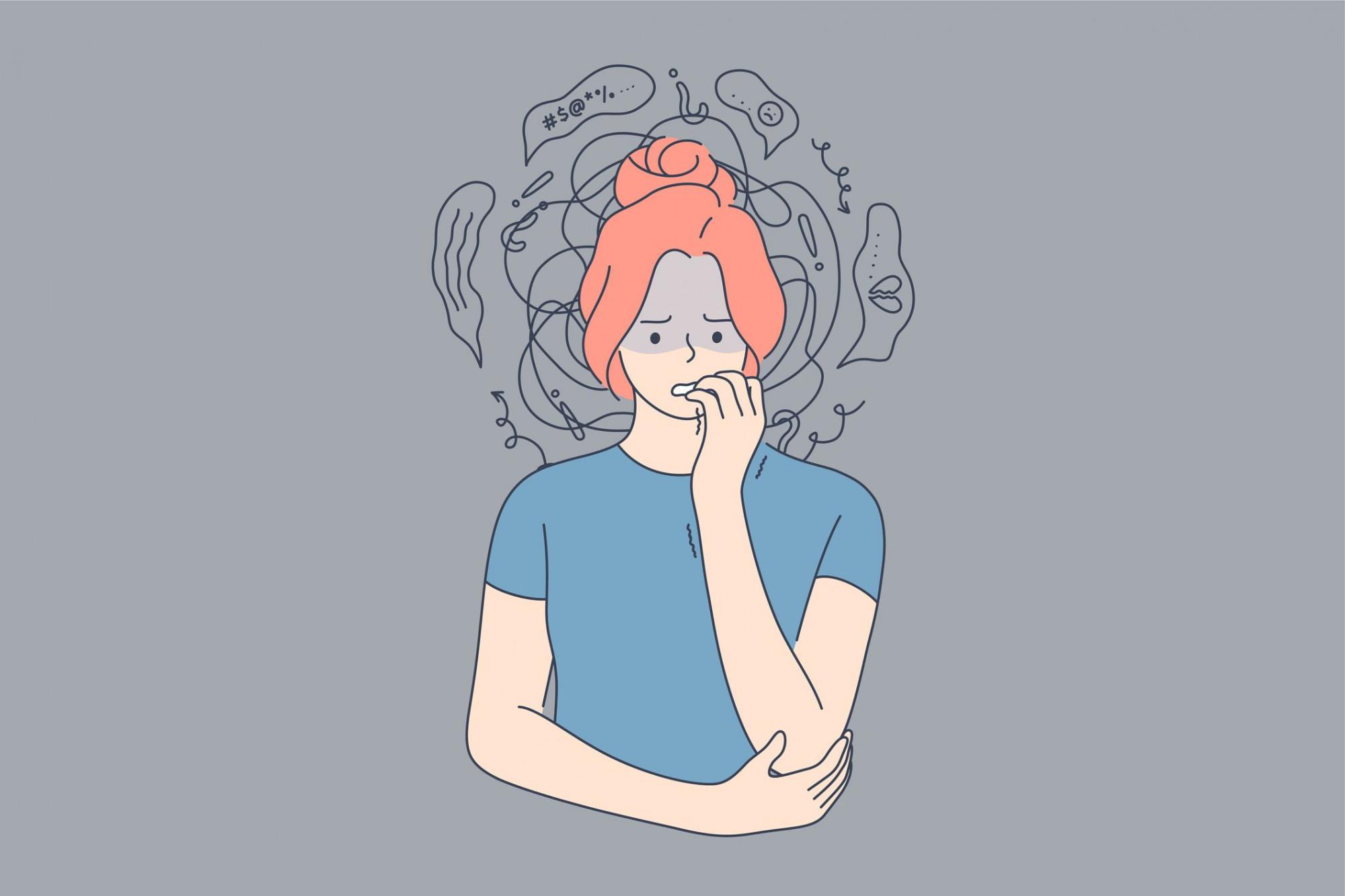 Conheça a técnica 5-4-3-2-1 para o controle da ansiedade