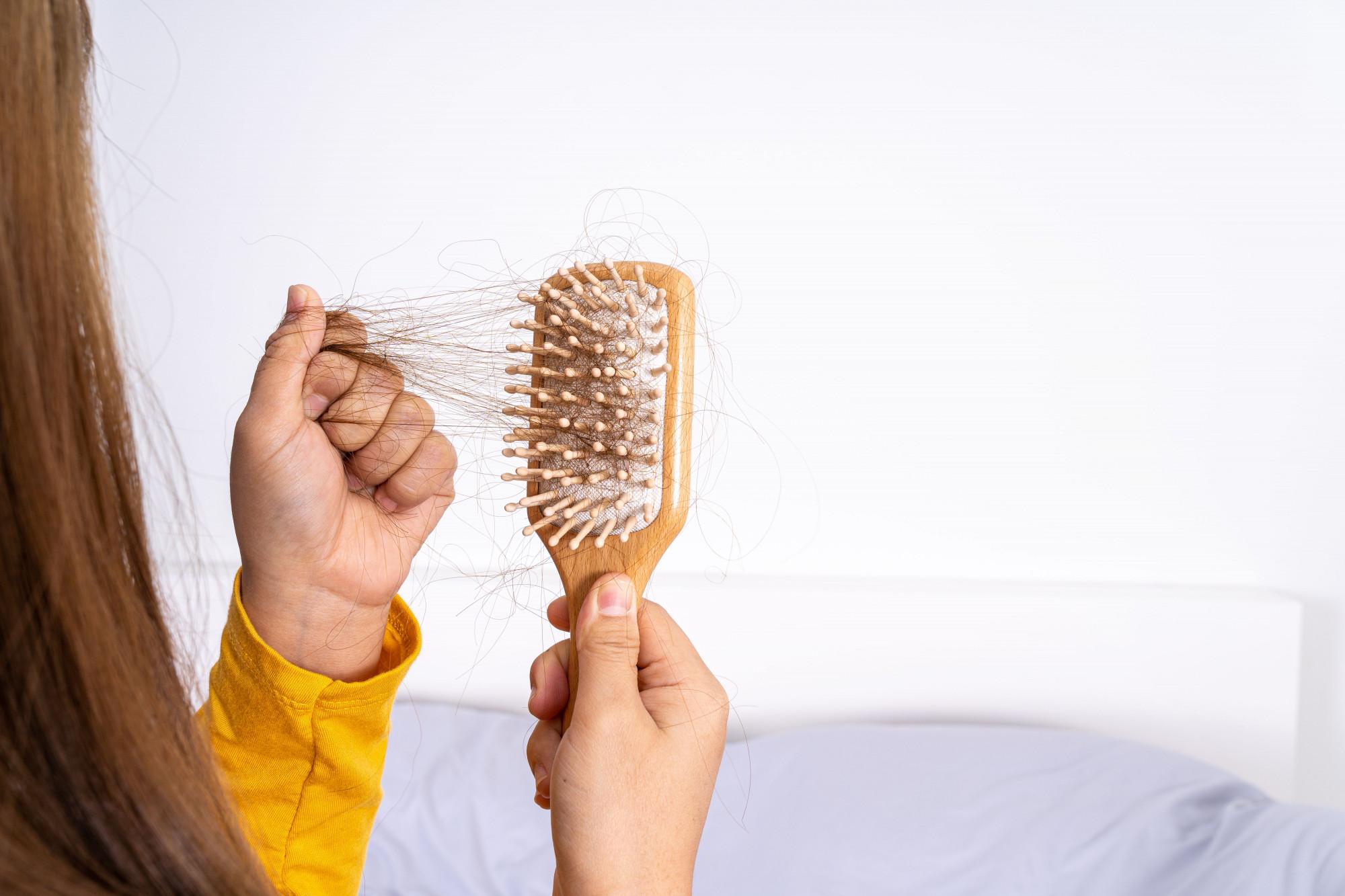 10 melhores vitaminas para queda de cabelo